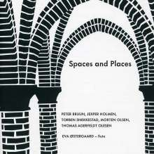 Eva Ostergaard - Spaces & Places, CD