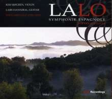 Edouard Lalo (1823-1892): Symphonie espagnole op.21 (arr.für Violine & Gitarre), CD