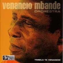 Venancio M'Bande Orchestra: Timbila Ta Venancio, CD