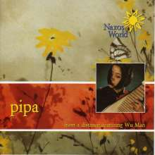 Wu Man: Pipa - From A Distance, CD
