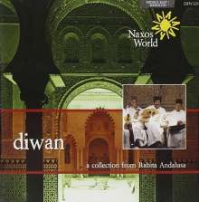Diwan: Collection From Rabita Andalusa, CD