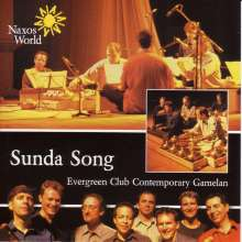 Evergreen Club Cont.: Sunda Song (Java/Canada), CD
