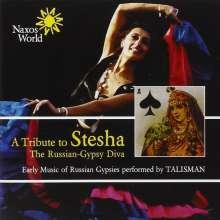 Talisman    (Folklore): A Tribute To Stesha, CD
