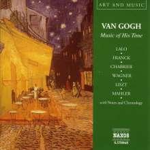 Van Gogh - Music of His Time, CD