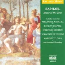 Raphael - Music of his Time, CD