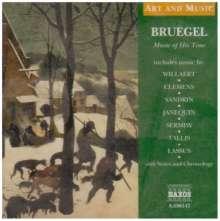 Pieter Bruegel - Music of His Time, CD
