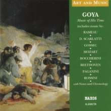 Goya - Musik of his Time, CD
