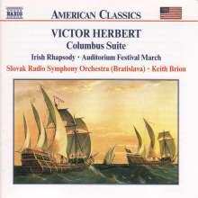 Victor Herbert (1859-1924): Columbus Suite, CD