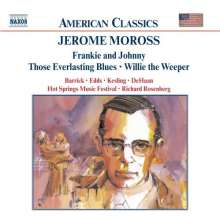 Jerome Moross (1913-1983): Frankie and Johnny (Ballett), CD