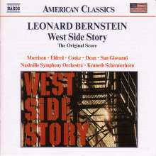 Leonard Bernstein (1918-1990): West Side Story (Ges.-Aufn.), CD