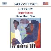 Steven Mayer: Improvisations, CD