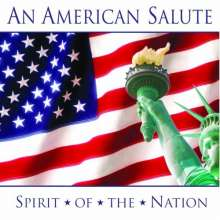 An American Salute: Spirit Of The Nation, CD