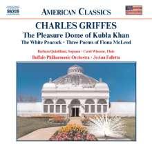 Charles Tomlinson Griffes (1884-1920): Orchesterwerke, CD