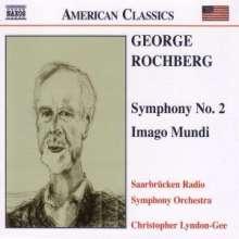George Rochberg (geb. 1918): Symphonie Nr.2, CD