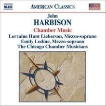John Harbison (geb. 1938): Kammermusik, CD