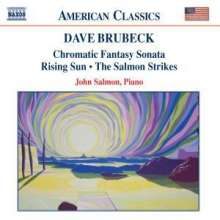 Dave Brubeck (1920-2012): Chromatic Fantasy Sonata, CD