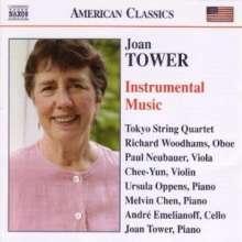 Joan Tower (geb. 1938): In Memory für Streichquartett, CD