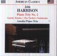 John Harbison (geb. 1938): Klaviertrio Nr.2, CD
