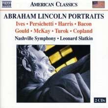 Abraham Lincoln Portraits, 2 CDs