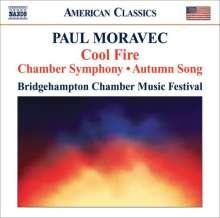 Paul Moravec (geb. 1957): Chamber Symphony, CD