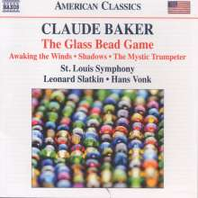 Claude Baker (geb. 1948): The Glass Bead Game, CD