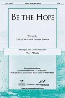 Be the Hope Orchestra Parts & Conductor's Score CDROM, Diverse