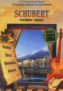 """Franz Schubert (1797-1828): Klavierquintett D.667 """"Forellenquintett"""", DVD"""