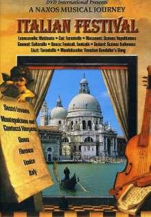 Italienisches Festival, DVD