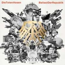 Die Toten Hosen: Ballast der Republik inkl. Jubiläumsalbum: Die Geister, die wir riefen, 2 CDs