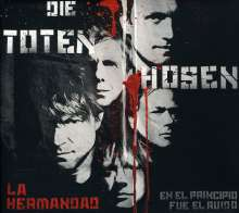 Die Toten Hosen: In aller Stille (Argentinische Version), CD