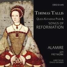 """Thomas Tallis (1505-1585): Motette """"Gaude gloriosa dei mater"""", CD"""