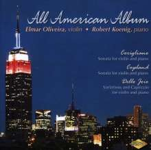 Corigliano / Copland /: All American Album, CD