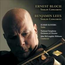 Bloch / Oliveira / Nso: Violin Concertos, CD
