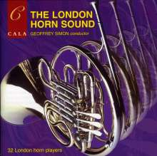 The London Horn Sound, CD