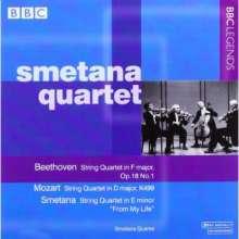 Smetana Quartet, CD