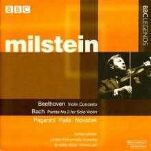 Nathan Milstein,Violine, CD