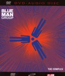 Blue Man Group: The Complex, DVD-Audio