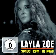 Layla Zoe: Songs From The Road: Live 2017, CD