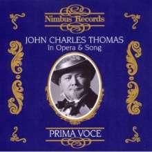 John Charles Thomas in Opera & Song, CD