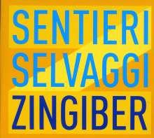 Sentieri Selvaggi - Zingiber, CD