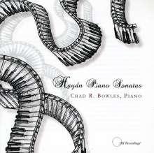 Chad R Bowles: Haydn Piano Sonatas, CD