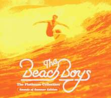 The Beach Boys: Platinum Collection, 3 CDs