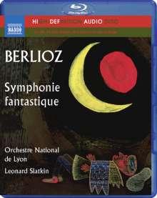 Hector Berlioz (1803-1869): Symphonie fantastique, Blu-ray Audio