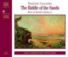 Childers,Erskine:The Riddle of the Sands (in engl.Spr.), 2 CDs