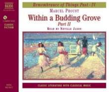 Proust,Marcel:Within a Budding Grove (Part 2), 3 CDs