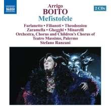 Arrigo Boito (1842-1918): Mefistofele, 2 CDs