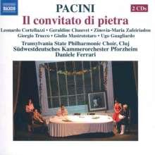 Giovanni Pacini (1796-1867): Il Convitato Di Pietra, 2 CDs
