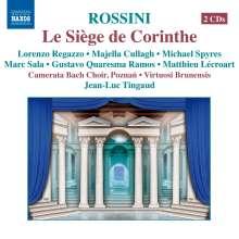 Gioacchino Rossini (1792-1868): Le Siege De Corinthe, 2 CDs