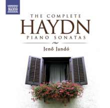 Joseph Haydn (1732-1809): Sämtliche Klaviersonaten, 10 CDs