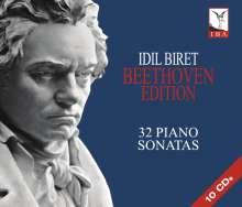 Idil Biret - Beethoven-Edition (Klaviersonaten), 10 CDs